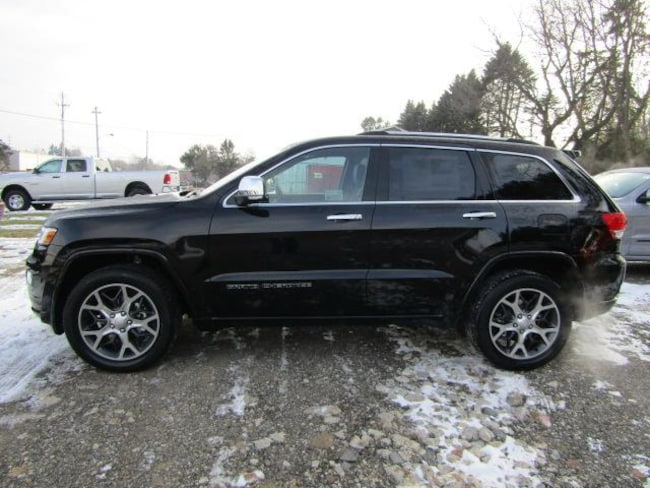 New 2019 Jeep Grand Cherokee OVERLAND 4X4 Sport Utility For Sale/Lease Kent, OH