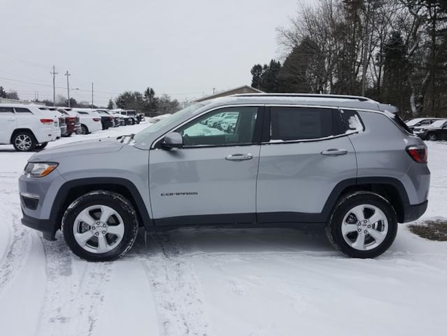 New 2019 Jeep Compass SPORT FWD Sport Utility For Sale/Lease Kent, OH