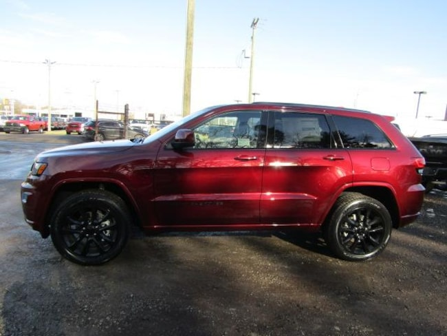 New 2019 jeep grand cherokee altitude 4x4 for sale lease in kent oh