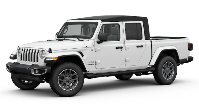 New 2020 Jeep Gladiator OVERLAND 4X4 Crew Cab For Sale/Lease Kent, OH