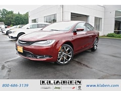 2016 Chrysler 200 Sdn S FWD Sedan 1C3CCCBB8GN175344