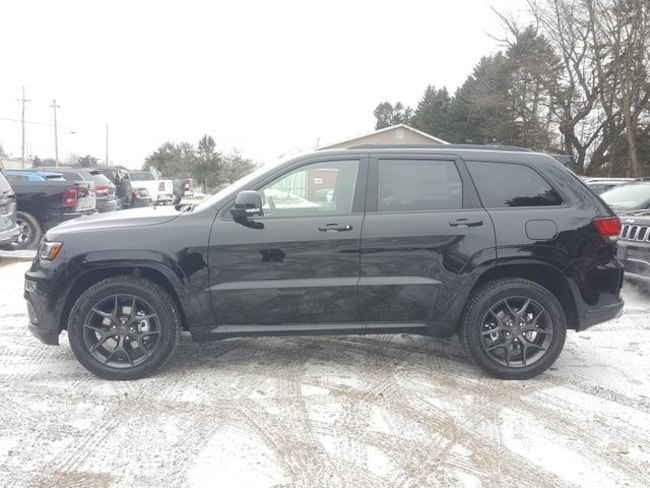 New 2019 Jeep Grand Cherokee LIMITED X 4X4 Sport Utility For Sale/Lease Kent, OH