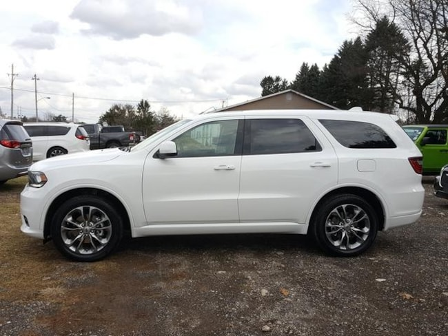 New 2019 Dodge Durango GT AWD Sport Utility For Sale/Lease Kent, OH