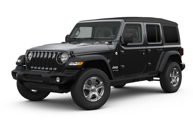 New 2019 Jeep Wrangler UNLIMITED SPORT S 4X4 Sport Utility For Sale/Lease Kent, OH