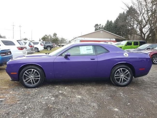 New 2019 Dodge Challenger SXT AWD Coupe For Sale/Lease Kent, OH