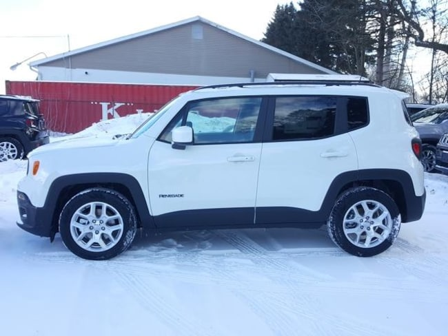 New 2018 Jeep Renegade LATITUDE 4X2 Sport Utility For Sale/Lease Kent, OH