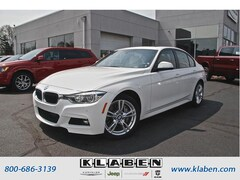 2017 BMW 3 Series 330i xDrive Sedan Sedan WBA8D9G57HNU59339