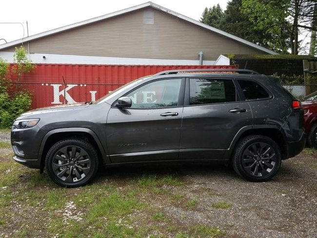 New 2019 Jeep Cherokee HIGH ALTITUDE 4X4 Sport Utility For Sale/Lease Kent, OH