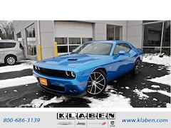 2016 Dodge Challenger Cpe R/T Scat Pack Coupe