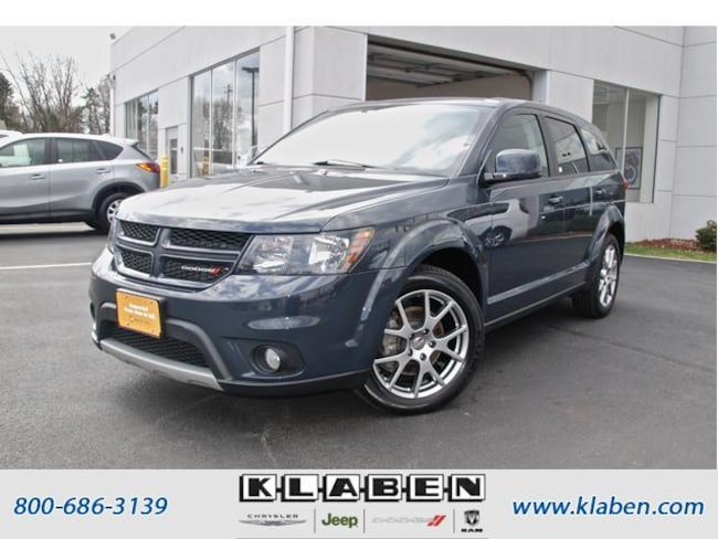 2017 Dodge Journey GT FWD SUV