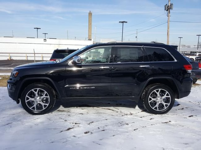 New 2019 Jeep Grand Cherokee LIMITED 4X4 Sport Utility For Sale/Lease Kent, OH