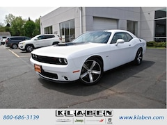 2016 Dodge Challenger Cpe R/T Plus Shaker Coupe