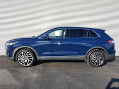 2019 Lincoln Nautilus AWD Reserve SUV