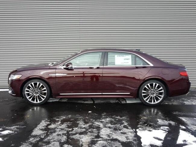 2019 Lincoln Continental Reserve AWD Sedan