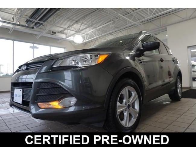 2016 Ford Escape FWD  SE SUV