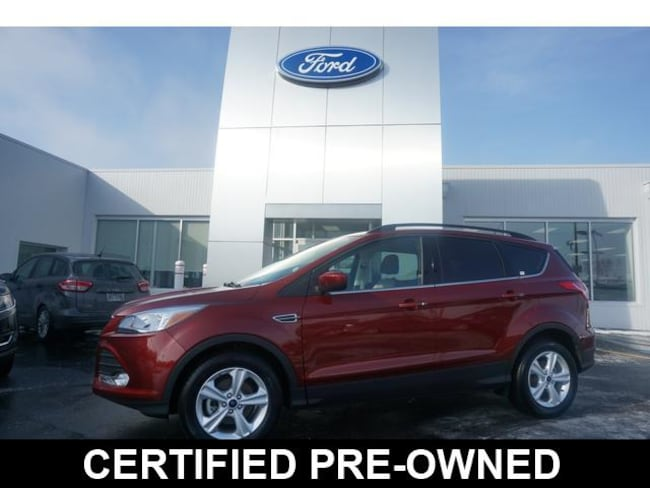 2016 Ford Escape FWD  SE SUV