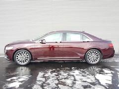 2019 Lincoln Continental Select AWD Sedan