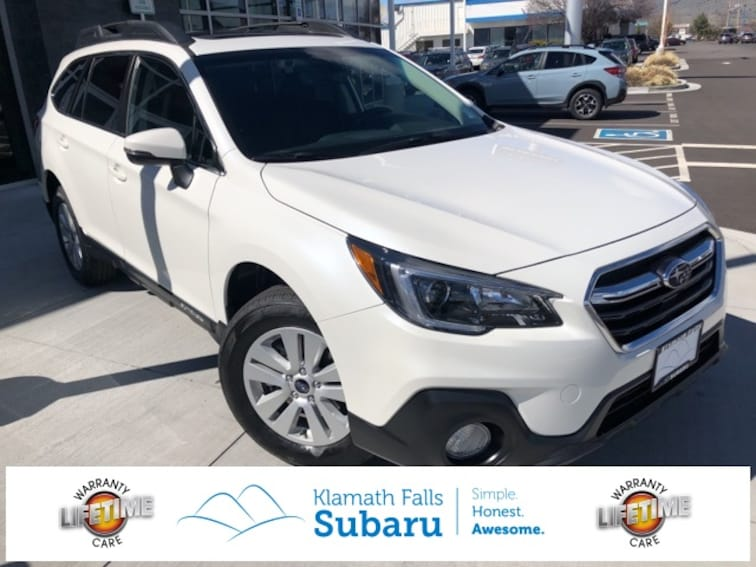 New 2019 Subaru Outback 2.5i Premium SUV For sale/Lease Klamath Falls, OR