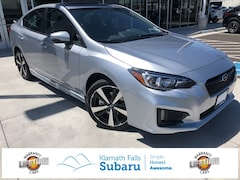 New 2019 Subaru Impreza 2.0i Sport Sedan SK3619395 in Klamath Falls, OR