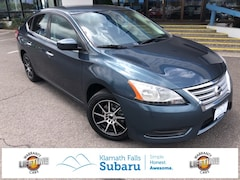 Used 2015 Nissan Sentra SR Sedan S226900A in Klamath Falls, OR