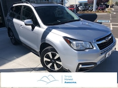 Certified Pre-Owned 2018 Subaru Forester 2.5i Limited SUV JF2SJALC3JH420437 for Sale in Klamath Falls