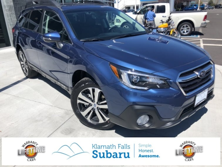 New 2019 Subaru Outback 2.5i Limited SUV For sale/Lease Klamath Falls, OR