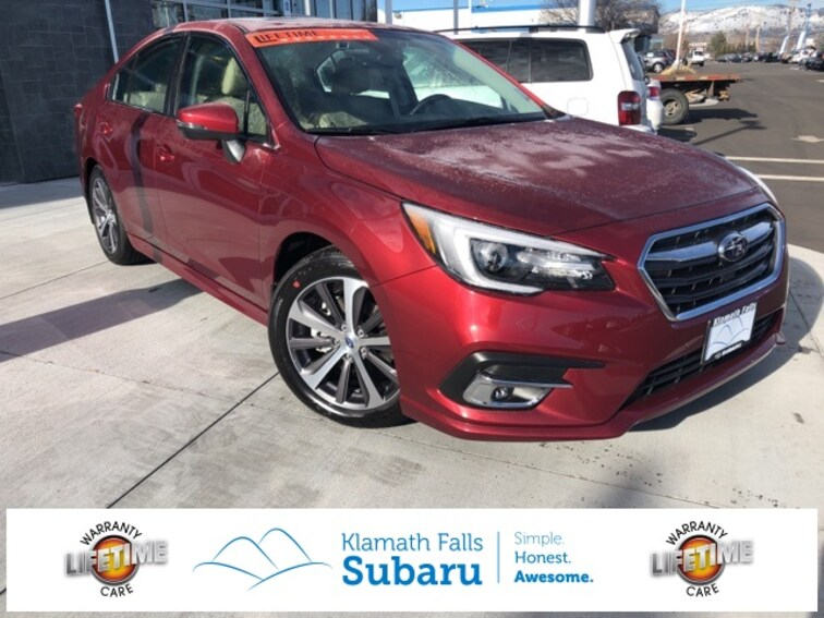 New 2019 Subaru Legacy 3.6R Limited Sedan For sale/Lease Klamath Falls, OR