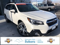 New 2019 Subaru Outback 2.5i Limited SUV SK3280407 in Klamath Falls, OR
