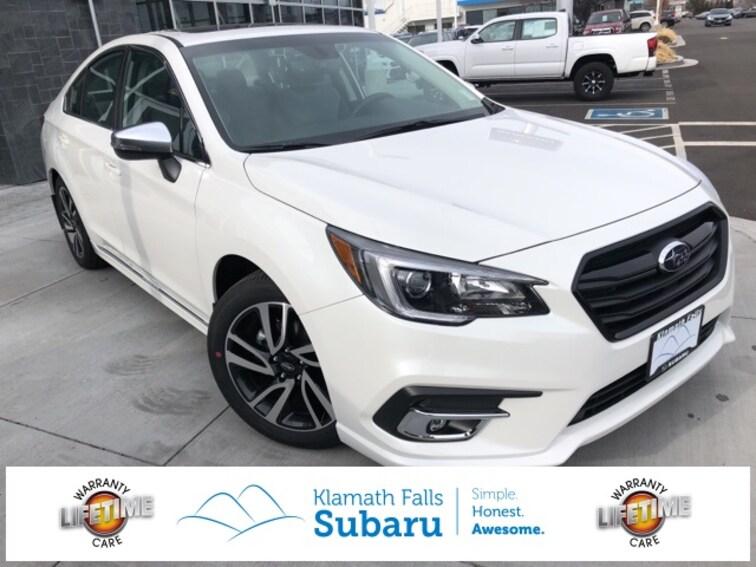 New 2019 Subaru Legacy 2.5i Sport Sedan For sale/Lease Klamath Falls, OR