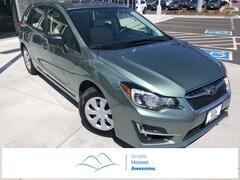 Certified Pre-Owned 2016 Subaru Impreza 2.0i Hatchback JF1GPAA67GH312398 for Sale in Klamath Falls