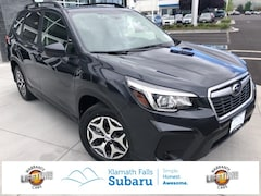 New 2019 Subaru Forester Premium SUV SKH531454 in Klamath Falls, OR