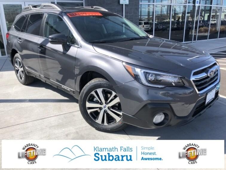 New 2019 Subaru Outback 2.5i Limited SUV For sale/Lease Klamath Falls, OR