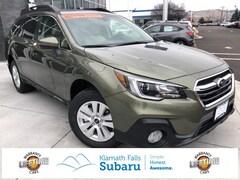 New 2019 Subaru Outback 2.5i Premium SUV S262233 in Klamath Falls, OR