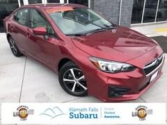 New 2019 Subaru Impreza 2.0i Premium Sedan SK3612520 in Klamath Falls, OR