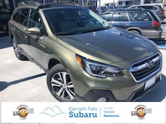 New 2019 Subaru Outback 2.5i Limited SUV SK3318066 in Klamath Falls, OR
