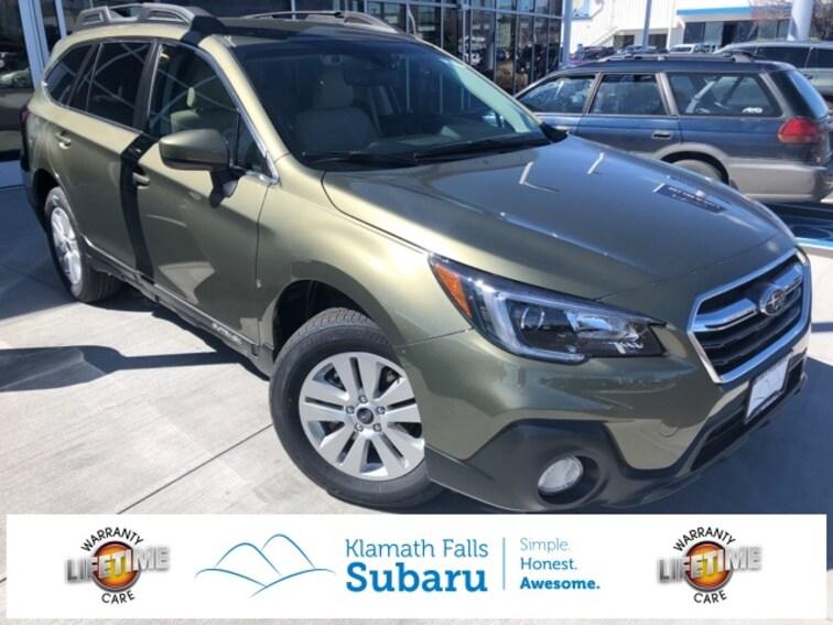 New 2019 Subaru Outback 2.5i Premium SUV For sale/Lease Klamath Falls, OR