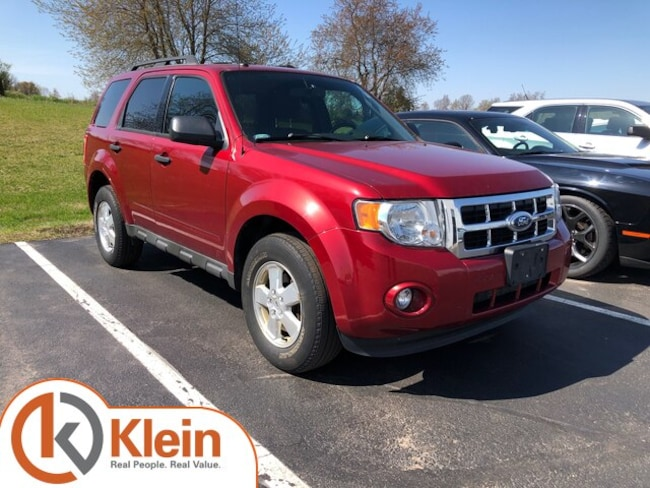 2012 Ford Escape XLT (4X4) SUV