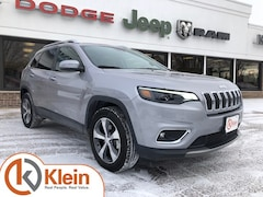 2019 Jeep Cherokee Limited (4X4) SUV