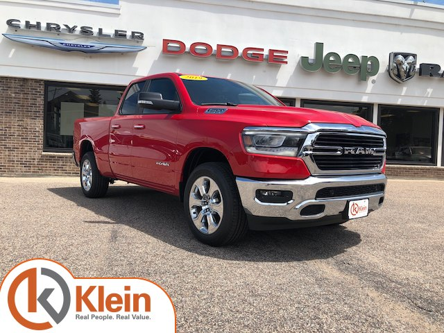 2019 Ram 1500 BIG HORN / LONE STAR QUAD CAB 4X4 6'4 BOX Quad Cab