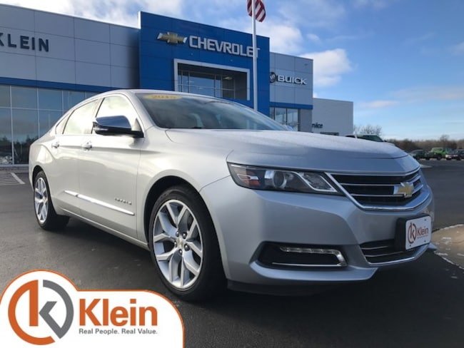Used 2015 Chevrolet Impala For Sale At Klein Ford Inc Vin 2g1165s32f9163117