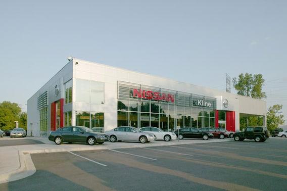 Kline Auto World New Nissan Volvo Dealership In N Maplewood Mn