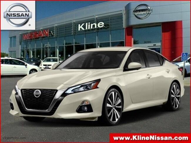New 2019 Nissan Altima 2.5 SL Sedan in Maplewood, MN