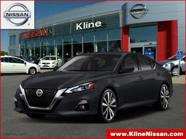 New 2019 Nissan Altima 2.5 SV Sedan in Maplewood, MN