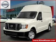 2018 Nissan NV Cargo NV2500 HD SL Van