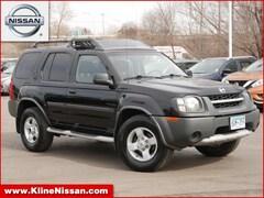 2004 Nissan Xterra XE 4WD V6 Auto 3.3L SUV