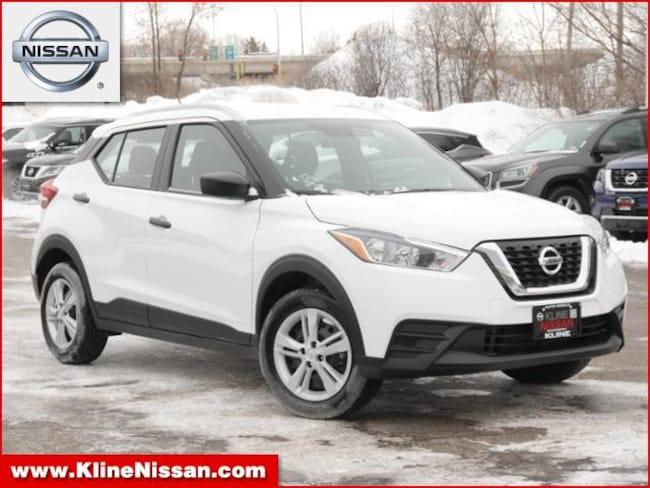 Used 2019 Nissan Kicks S FWD 1.6L 4cyl SUV in Maplewood, MN