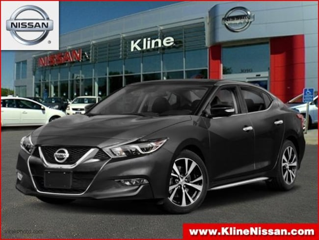 New 2018 Nissan Maxima 3.5 SL Sedan in Maplewood, MN