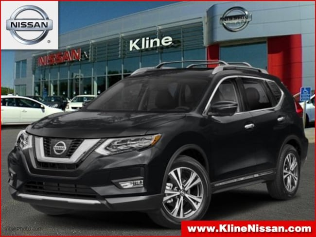 New 2019 Nissan Rogue SL SUV in Maplewood, MN