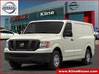 2018 Nissan NV Cargo NV1500 S Van