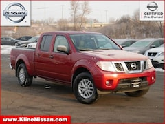 2017 Nissan Frontier Crew Cab 4x4 SV V6 Auto Long Bed *Ltd Avail* 4.0L Truck